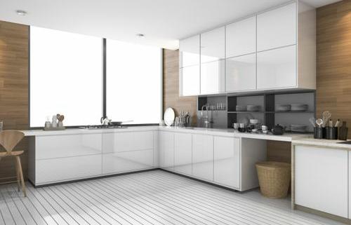 Rekonstrukce kuchyně, nové kuchyně
